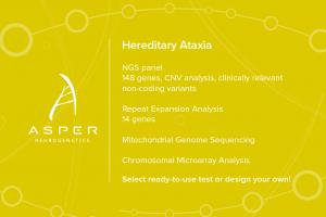Hereditary ataxia genetic testing_Asper Biogene